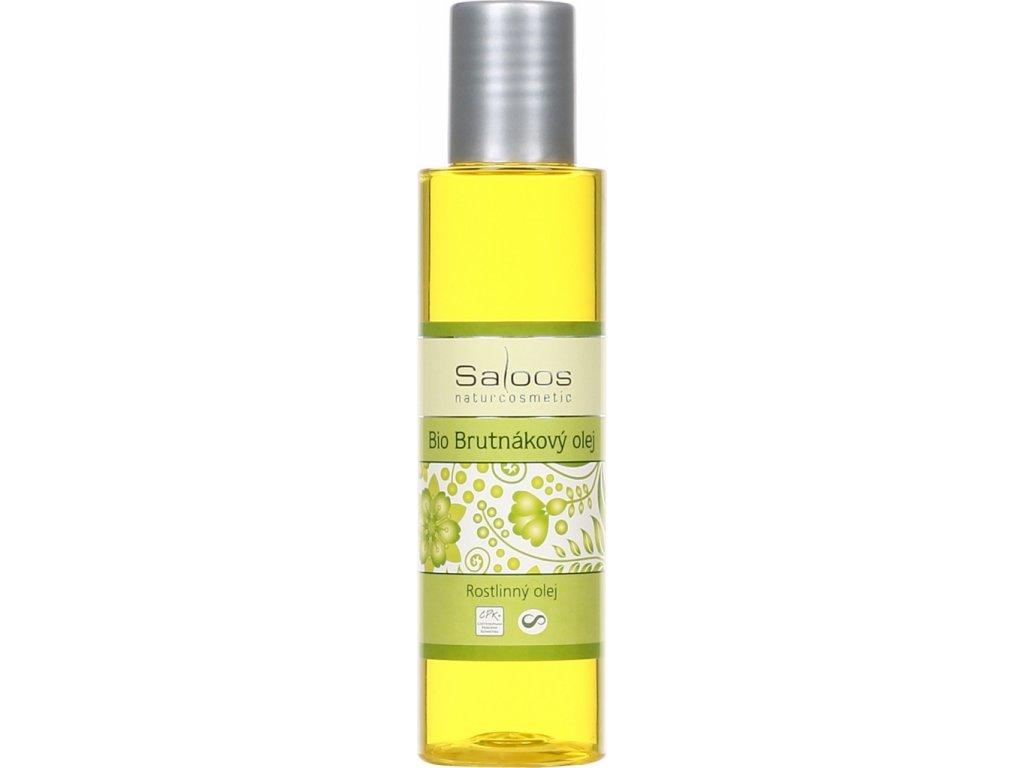 Saloos Bio Brutnákový rostlinný olej lisovaný za studena