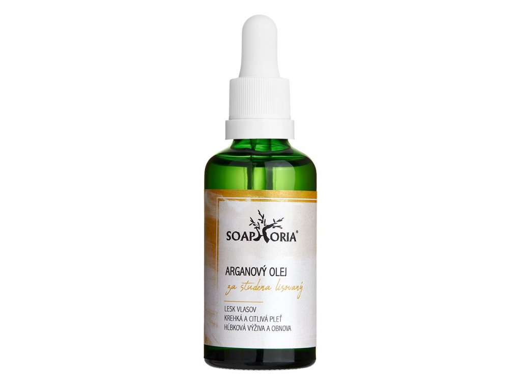 Soaphoria Organický kosmetický olej Arganový (Argan Oil)