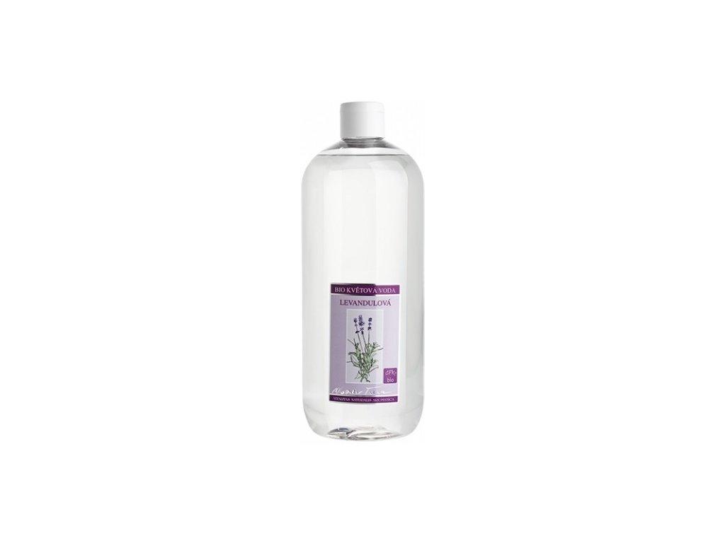 Nobilis Tilia květová voda BIO Levandule (Květová voda Levandulová) 1000ml plast