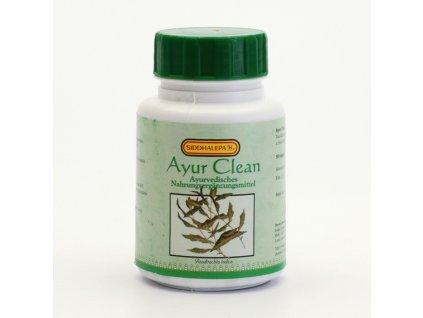 Siddhalepa Ayur Clean kapsle podpora detoxikace 50 tablet