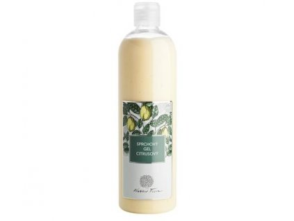 Nobilis Tilia sprchový gel citrusový 500 ml