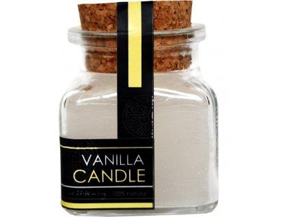 Botanico Bílá vanilka kalamář s korkem 100 ml