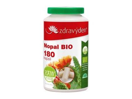 Nopal Bio 180 kapslí