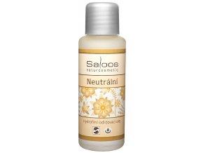 Saloos hydrofilní odličovací olej Neutrální