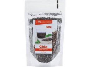 Zdravý den Chia semínka