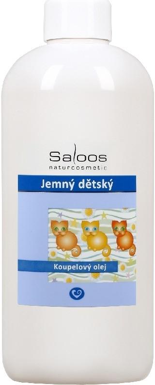 Saloos koupelový olej jemný 500 ml