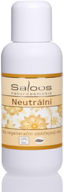 Saloos Regenerační obličejový olej Neutralní varianta: 100ml