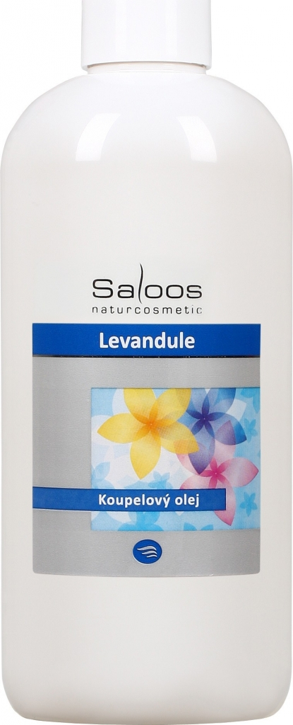 Saloos koupelový olej Levandule varianta: 250ml