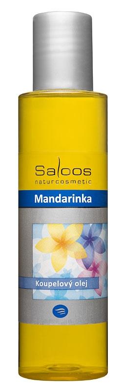 Saloos koupelový olej Mandarinka varianta: 250ml