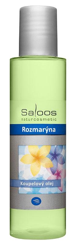 Saloos koupelový olej Rozmarýna varianta: 250ml