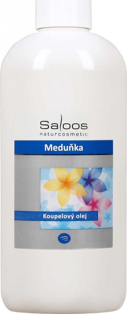 Saloos koupelový olej Meduňka varianta: 1000ml