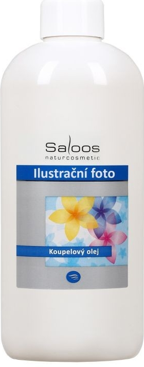 Saloos koupelový olej Růžové dřevo varianta: 500ml