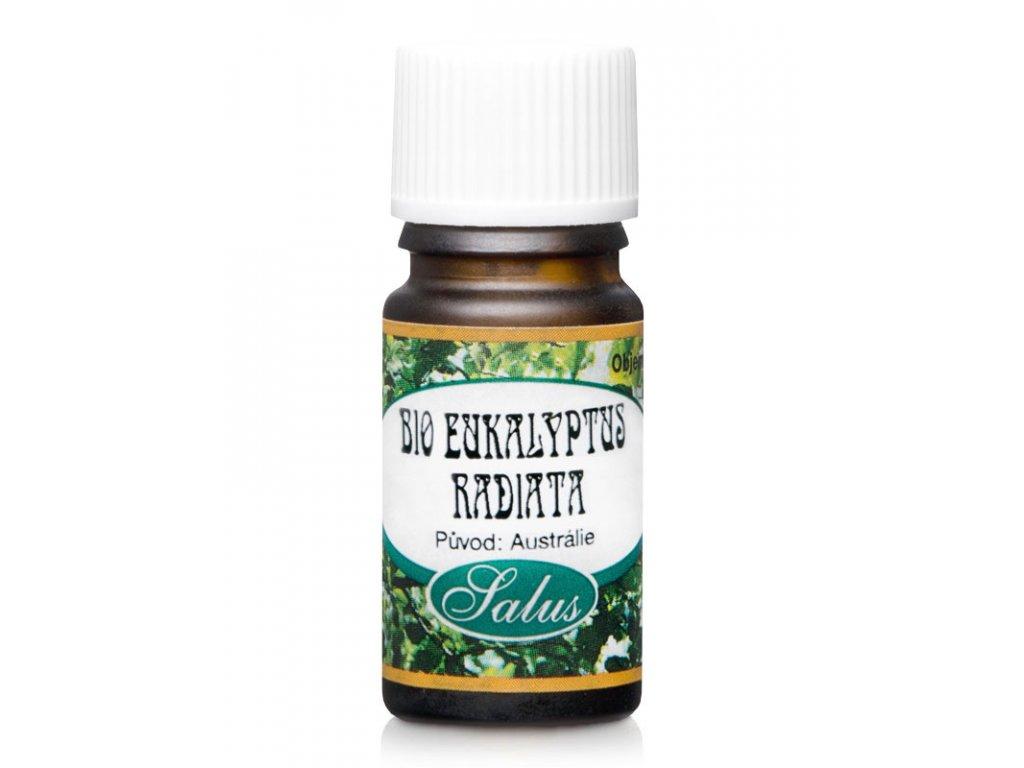 Saloos Esenciální olej Eukalyptus Radiata BIO 5 ml
