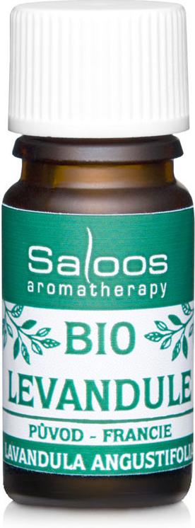 Saloos esenciální olej Levandule BIO 5 ml