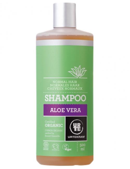 Urtekram Šampon aloe vera - normální vlasy varianta: 500ml