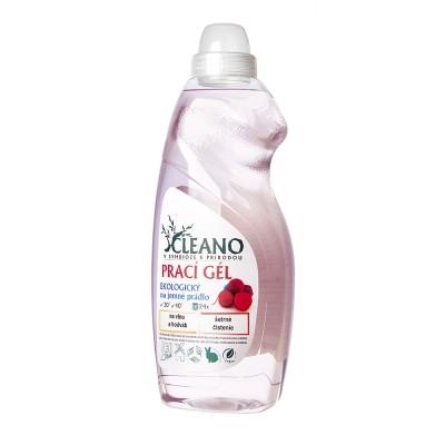 Cleano Ekologický prací gel na jemné prádlo 1.5 l