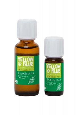 Tierra Verde Yellow&Blue Eukalyptová silice (10 ml)