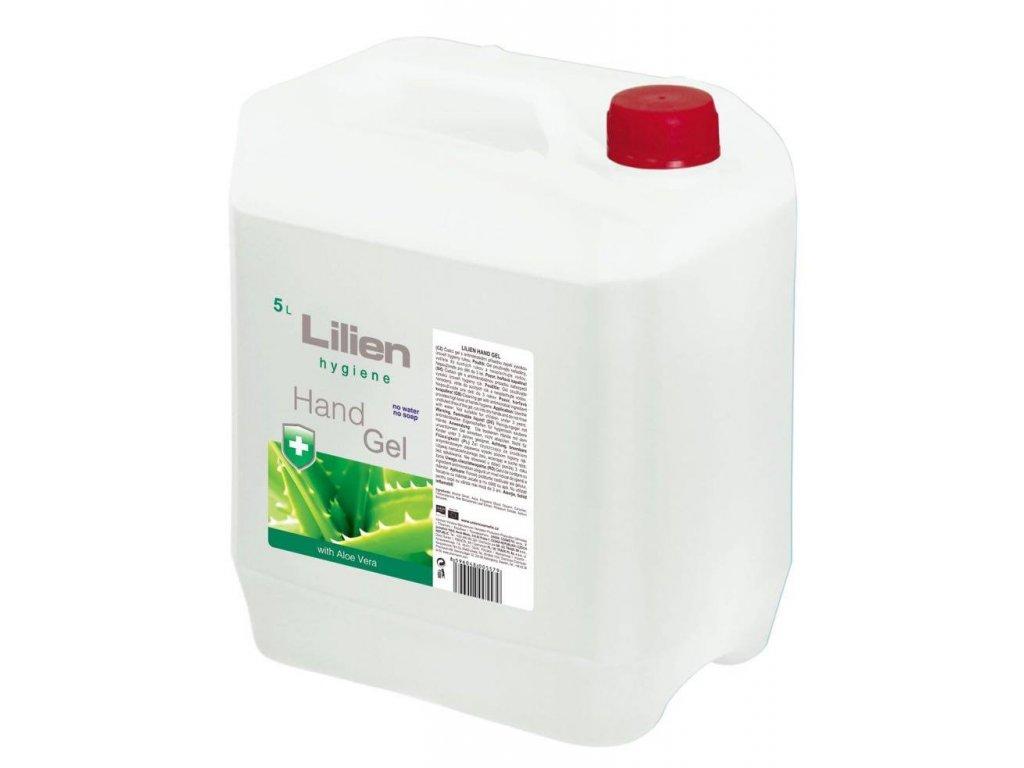 LILIEN - Antimikrobiální gel na ruce - 5 l