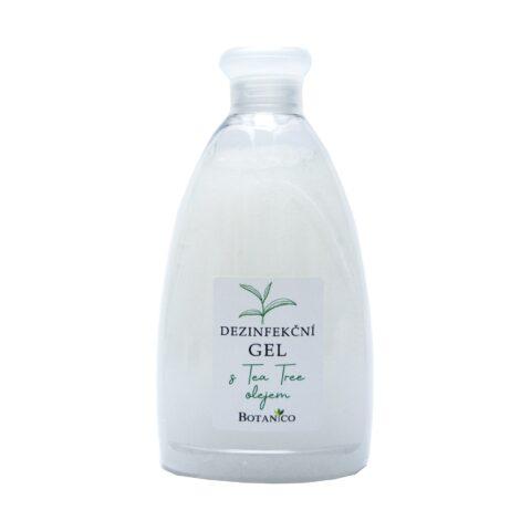 Botanico Botanic dezinfekční gel na ruce s Tea Tree olejem / 500 ml