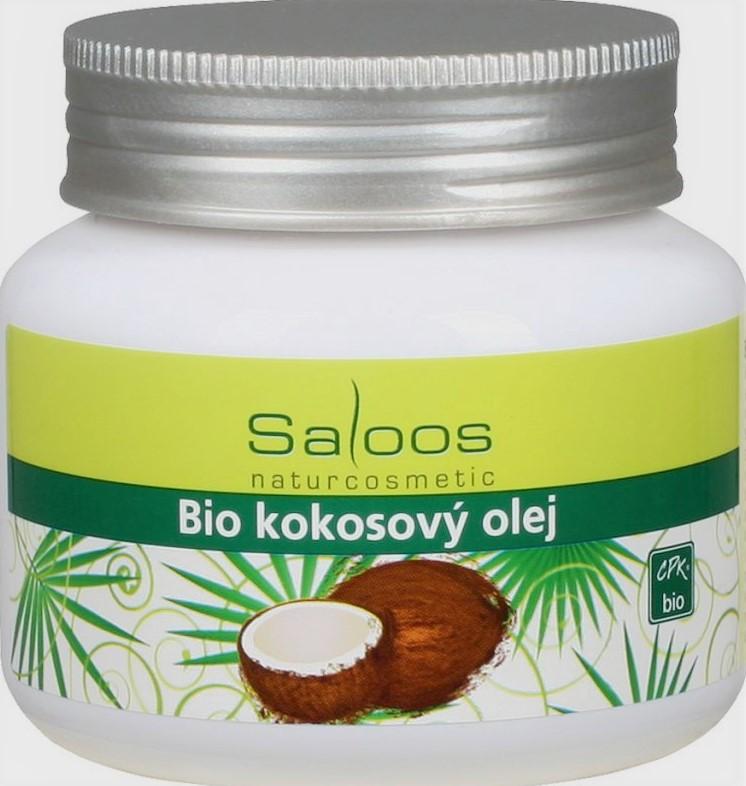 Saloos kokosový olej Bio varianta: 250ml