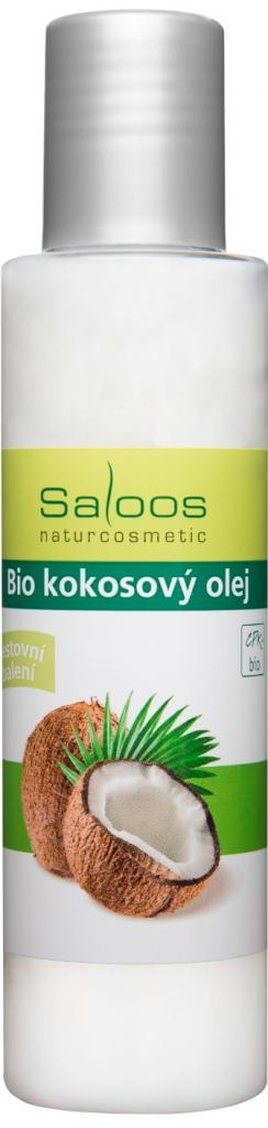 Saloos kokosový olej Bio varianta: přípravky 125 ml