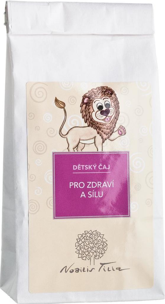Dětský čaj pro zdraví a sílu 50 g