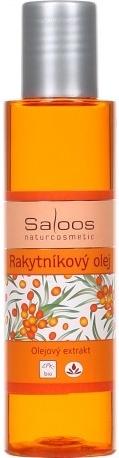 Saloos BIO Rakytníkový olej olejový extrakt varianta: přípravky 125 ml