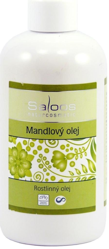 Saloos Mandlový olej lisovaný za studena 50 ml varianta: 1000ml
