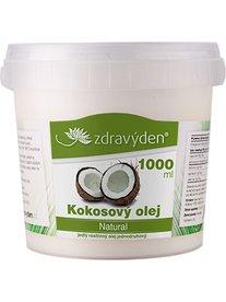 Zdravý den Kokosový olej 1000 ml