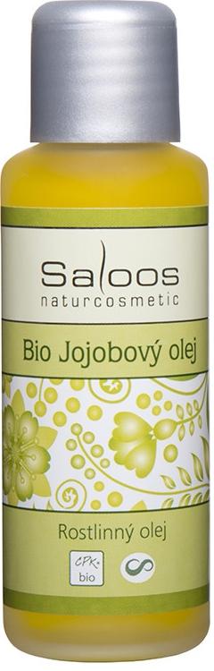 Saloos Jojobový rostlinný olej lisovaný za studena varinata: 50ml