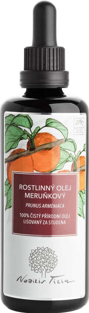 Nobilis Tilia Meruňkový olej varianta: 200ml