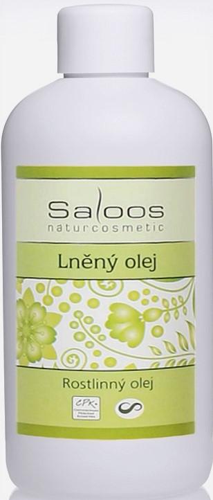 Saloos Lněný olej lisovaný za studena varianta: 500ml