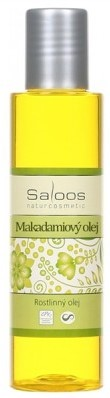 Saloos Makadamiový rostlinný olej lisovaný za studena varianta: 250ml