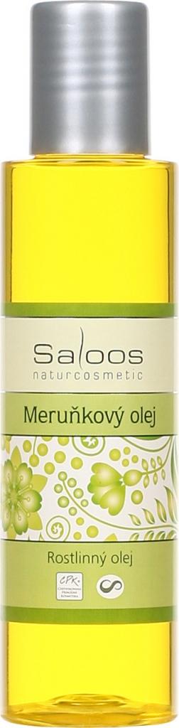Saloos Meruňkový olej lisovaný za studena varianta: přípravky 125 ml