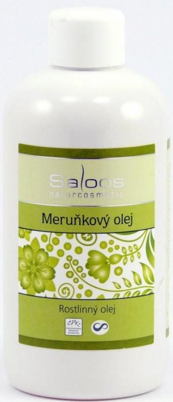 Saloos Meruňkový olej lisovaný za studena varianta: 1000ml