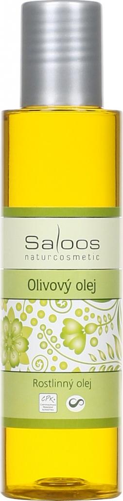 Saloos Olivový rostlinný olej lisovaný za studena varianta: 250ml