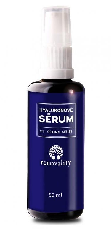Renovality Hyaluronové sérum 50 ml
