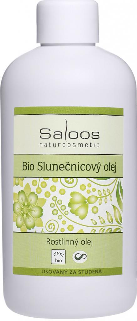 Saloos Bio slunečnicový olej varianta: 250ml