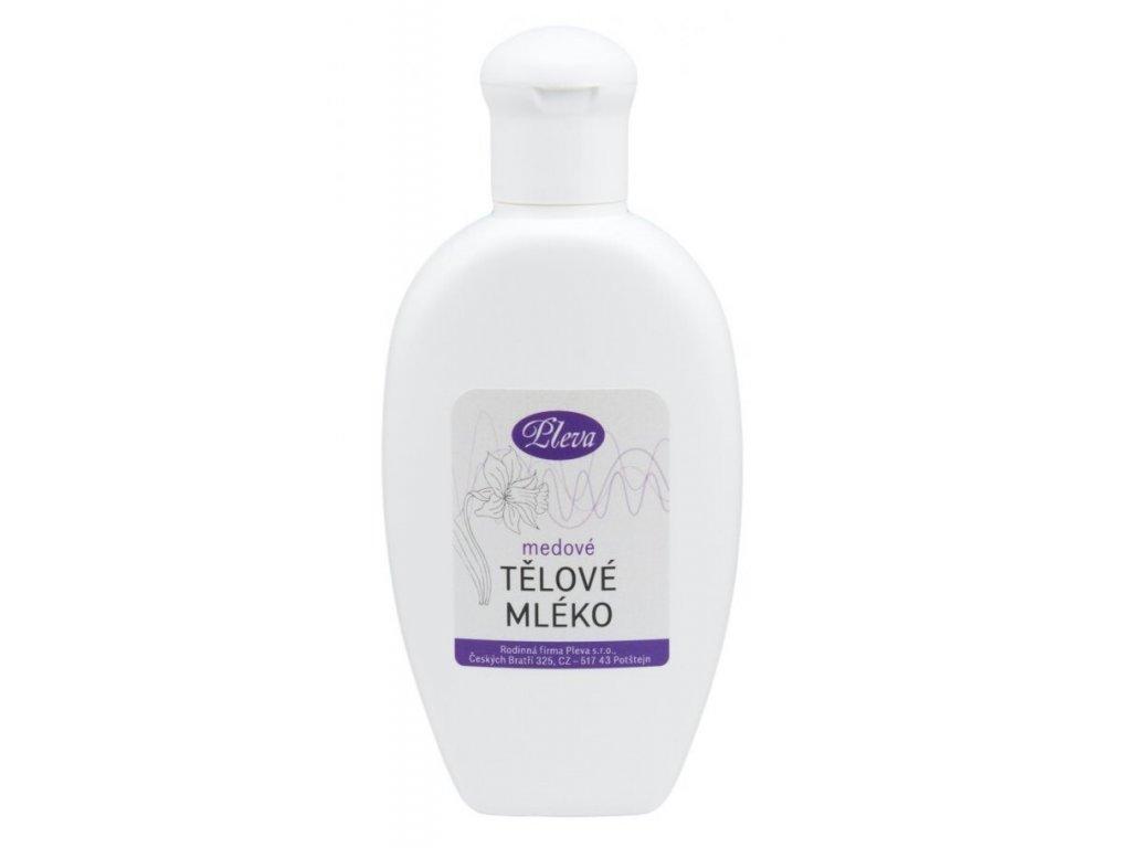 Tělové mléko medové