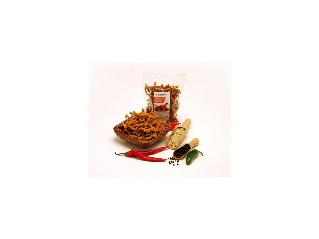 Damodara Chipsy Chilli 40g