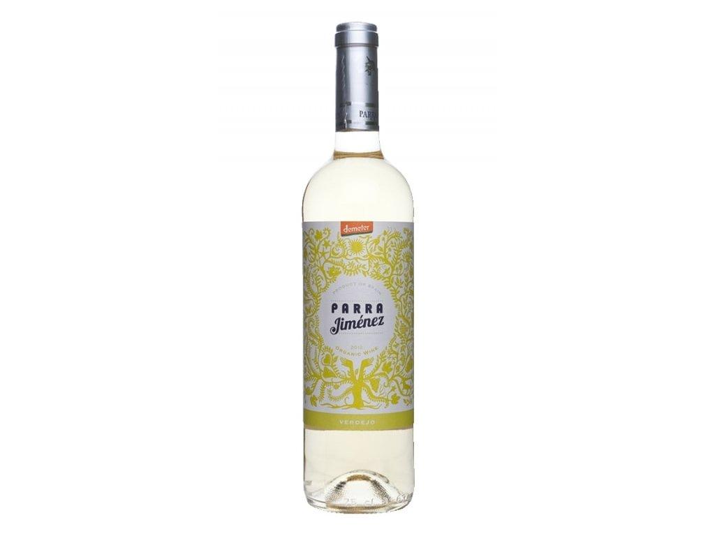 Parra Jimenez Verdejo BIO víno 0,75L