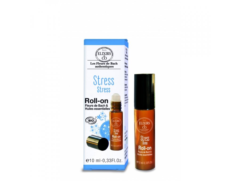 Bio Bachovky Roll-on Stres 10 ml