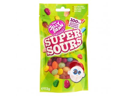 Jelly Bean super kyselé