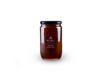 Med smíšený lesní Apimel