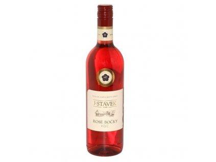 Rosé Bočky Vinařství J. Stávek