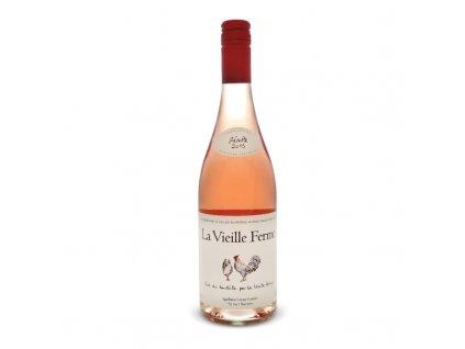 La Vieille Ferme rosé Famille Perrin