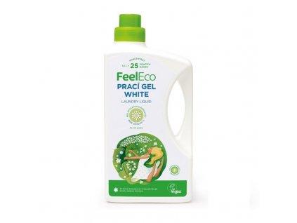 Feel Eco white prací gel
