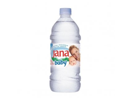 Minerální voda Jana nature Baby 1 l