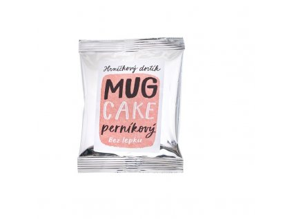 Mug Cake Perníkový