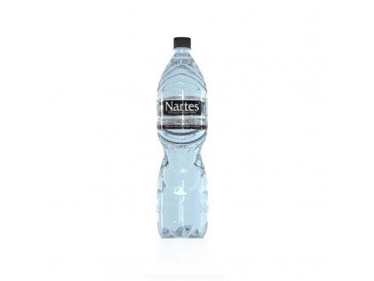 Nartes pramenitá voda, jemně perlivá